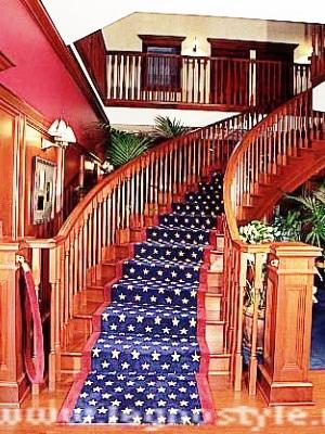 расчет деревянных лестниц