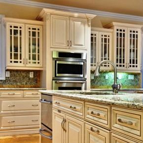 Мебель для кухни из массива модель «14»