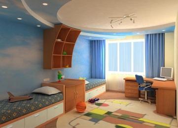 фото детской спальни дизайн