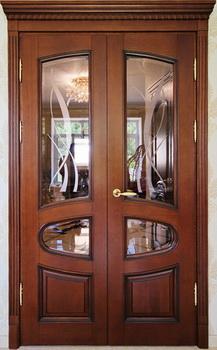 элитные межкомнатные двери из массива цена изготовление элитной