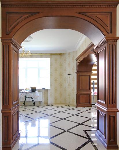 деревянные арки для дверных проходов фото все ней знаем